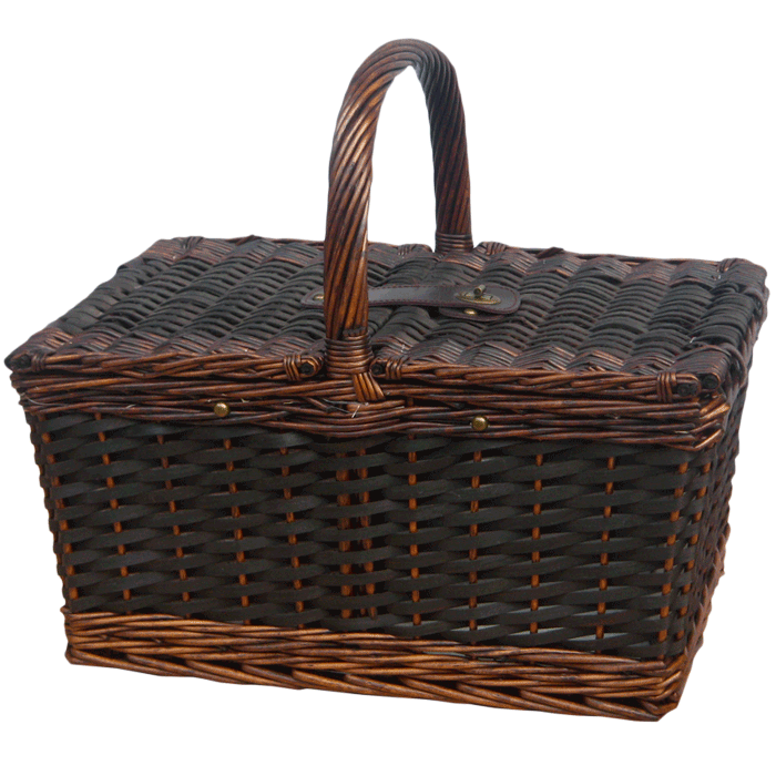 Picnic Baskets For 4 Ireland : Sutherland medley de mesa insulated picnic basket for