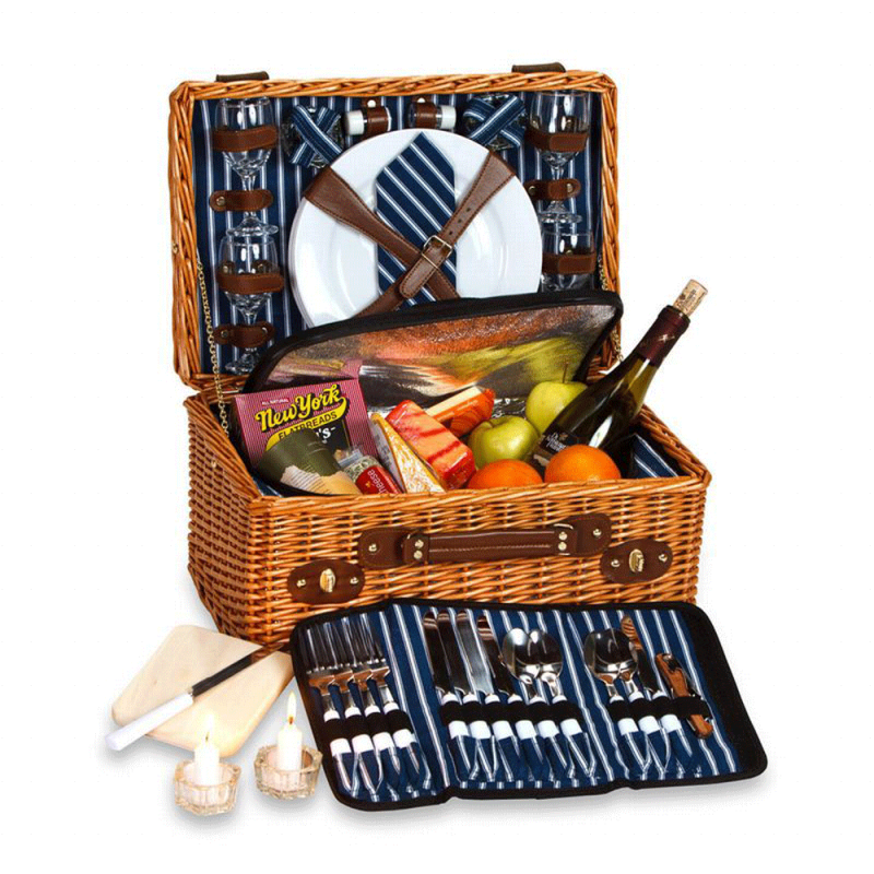 Best Picnic Basket For 2 : Picnic plus wynberrie basket for picnicbaskets