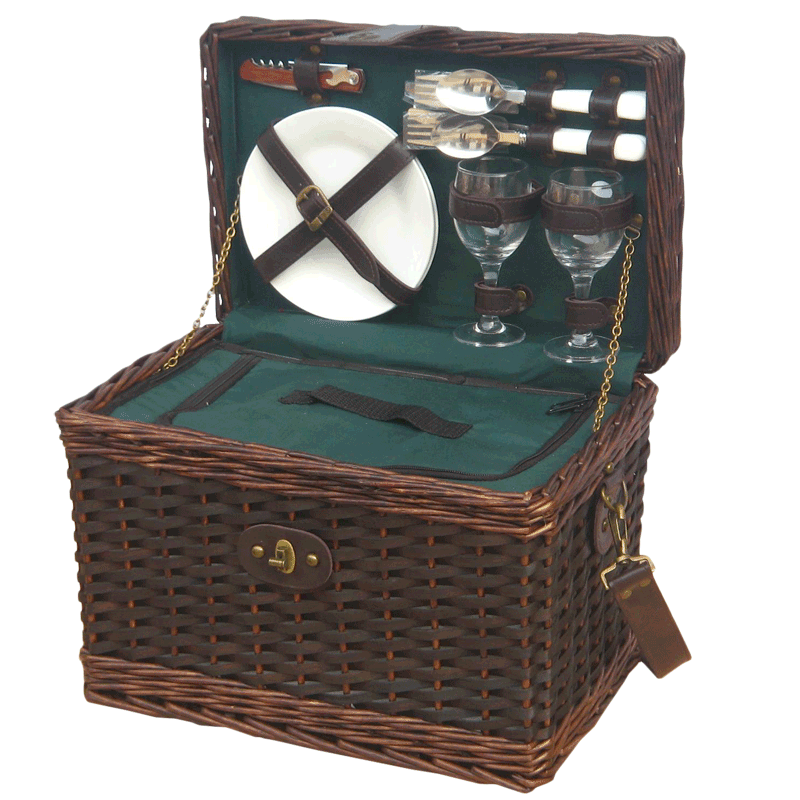 Sutherland Viridian II Insulated Picnic Basket