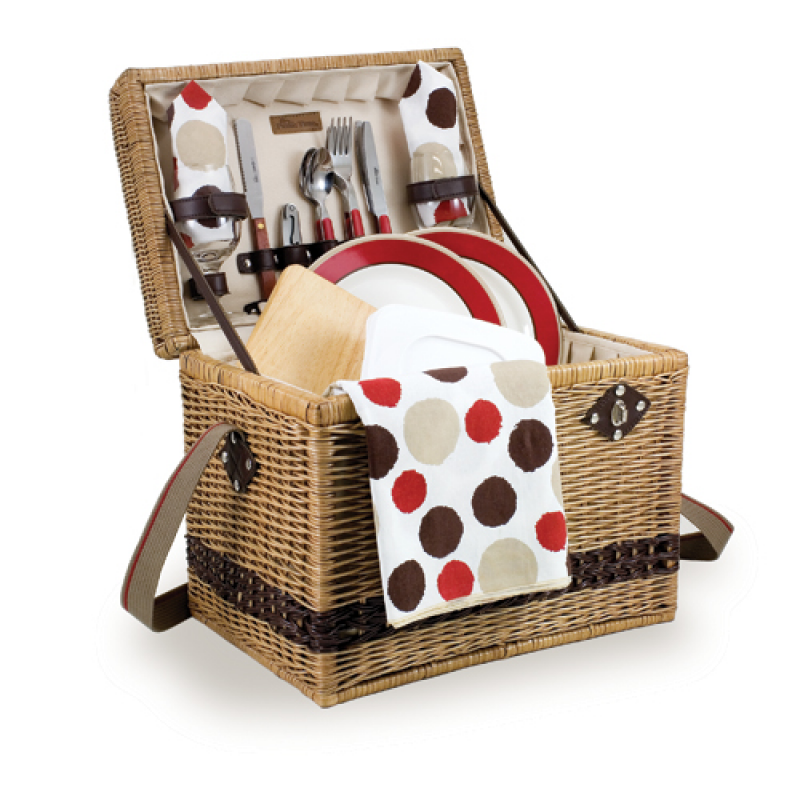 Picnic Time Yellowstone Moka for 2