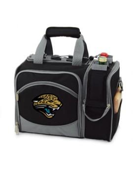 Picnic Time NFL Malibu Picnic Cooler for 2 - Jacksonville Jaguars