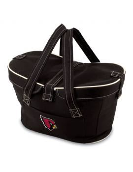 Picnic Time NFL Mercado Empty Picnic Basket - Arizona Cardinals