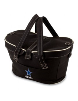 Picnic Time NFL Mercado Empty Picnic Basket - Dallas Cowboys