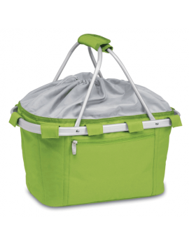 Metro Collapsible Picnic Basket - Lime