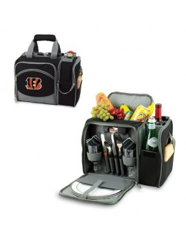 Picnic Time NFL Malibu Picnic Cooler for 2 - Cincinnati Bengals