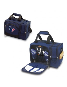 Picnic Time NFL Malibu Picnic Cooler for 2 - Houston Texans