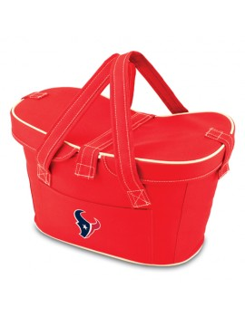 Picnic Time NFL Mercado Empty Picnic Basket - Houston Texans