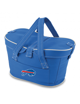 Picnic Time NFL Mercado Empty Picnic Basket - Buffalo Bills