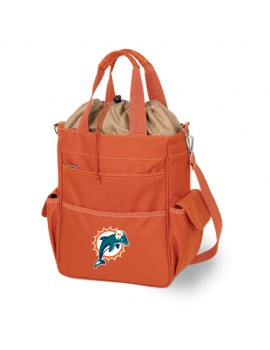 Picnic Time NFL Activo Picnic Tote - Miami Dolphins