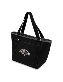 Picnic Time NFL Topanga Cooler Tote - Baltimore Ravens
