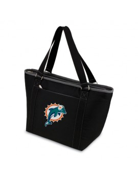 Picnic Time NFL Topanga Cooler Tote - Miami Dolphins