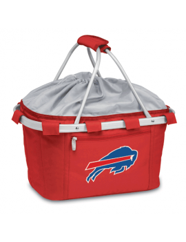 Picnic Time NFL Metro Collapsible Picnic Basket - Buffalo Bills