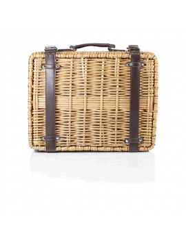 Picnic Time Champion Picnic Basket for 2 - Red