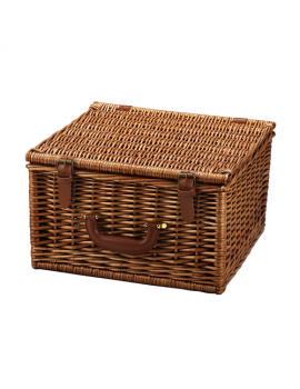 Picnic At Ascot Cheshire Picnic Basket for 2 London