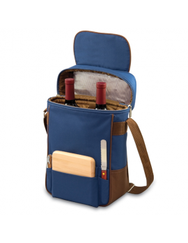 Picnic Time Duet Wine Tote