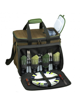 Picnic At Ascot Eco Picnic Cooler for 4