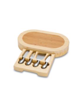 Picnic Time Formaggio Cheese Board