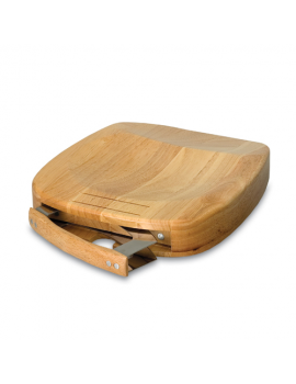 Picnic Time Herb Chop Block Cutting Board
