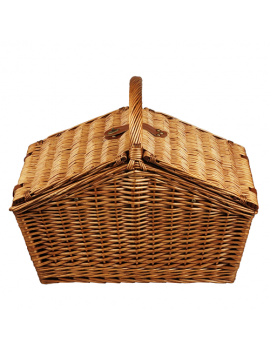 Picnic At Ascot Huntsman Picnic Basket for 4 w Coffee Service London