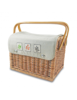Picnic Time Kabrio Botanica Picnic Basket for 2