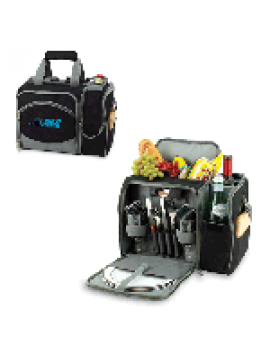 Picnic Time NFL Malibu Picnic Cooler for 2 - Carolina Panthers