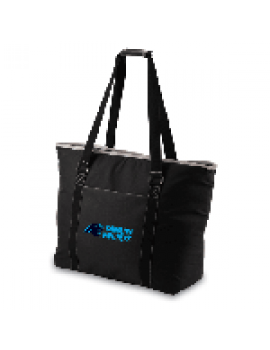 Picnic Time NFL Tahoe Beach Bag - Carolina Panthers