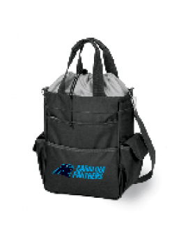Picnic Time NFL Activo Picnic Tote - Carolina Panthers