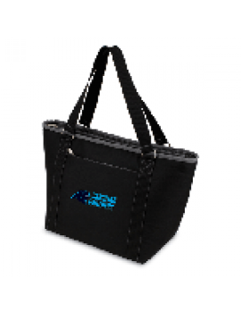Picnic Time NFL Topanga Cooler Tote - Carolina Panthers