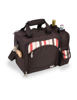 Picnic Time Malibu Moka Picnic Backpack for 2
