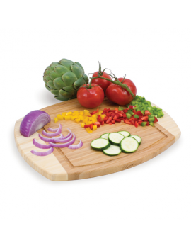 Picnic Time Ovale Cutting Board