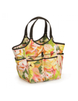 Picnic Plus Palmetto Picnic Tote for 2 Floral