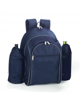 Picnic Plus Stratton Picnic Backpack for 4 Navy