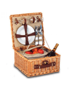 Picnic Plus Baxter Picnic Basket for 2
