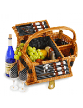 Picnic Plus Largo Picnic Basket for 2