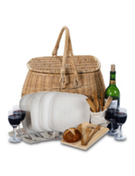 Picnic Plus Eco Picnic Basket for 4