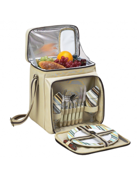 Picnic At Ascot Santa Cruz Picnic Cooler for 2