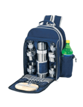 Sutherland Java Delight Coffee/Tea Picnic Backpack for 4