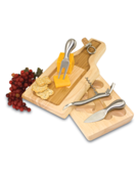 Picnic Time Silhouette Cheese Board