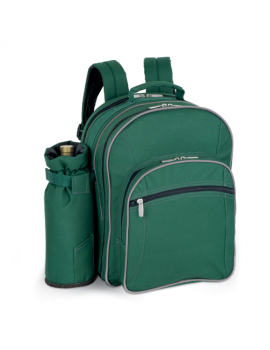 Picnic Time Sorrento Picnic Backpack for 4