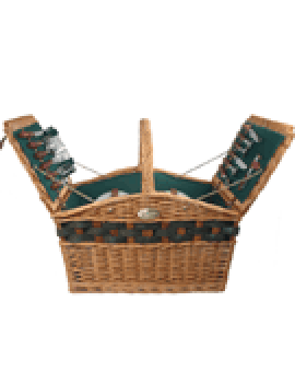 Sutherland Decadence Picnic Basket for 4