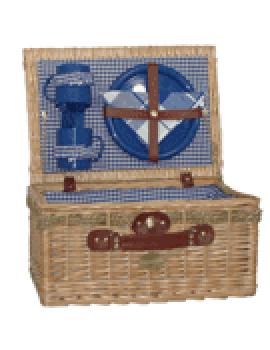 Sutherland Jubilee Picnic Basket for 2