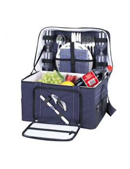 Sutherland Ultimate Getaway Picnic Cooler for 4