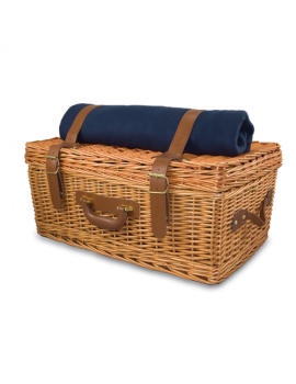 Picnic Time Windsor Picnic Basket for 4